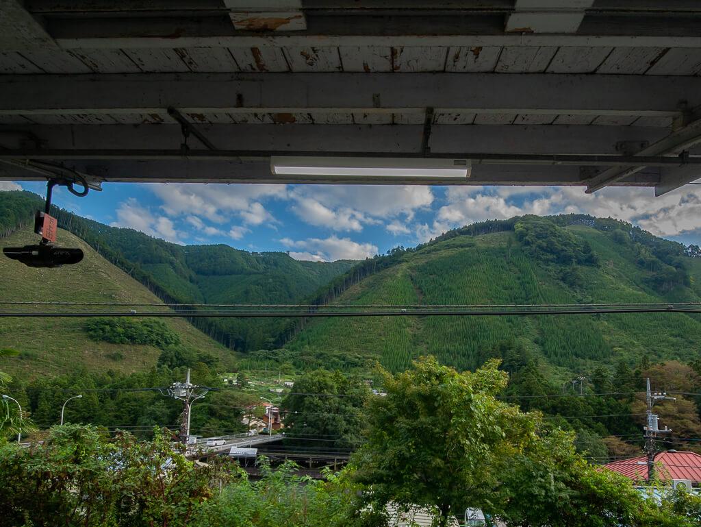 御岳山~大岳山