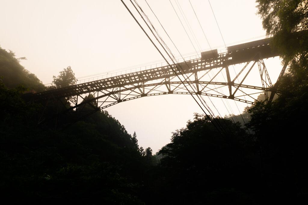 日原鍾乳洞線